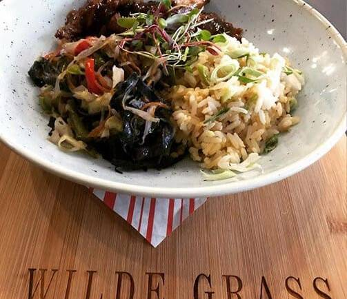 Wilde Grass 4